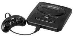 Sega Genesis (Mk. II)