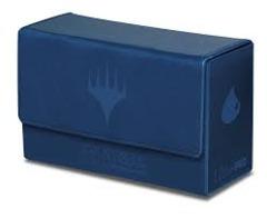 Blue Mana Deck Box - Dual Flip - (Ultra Pro)