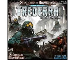 Shadows of Brimstone Other Worlds Trederra Deluxe Expansion
