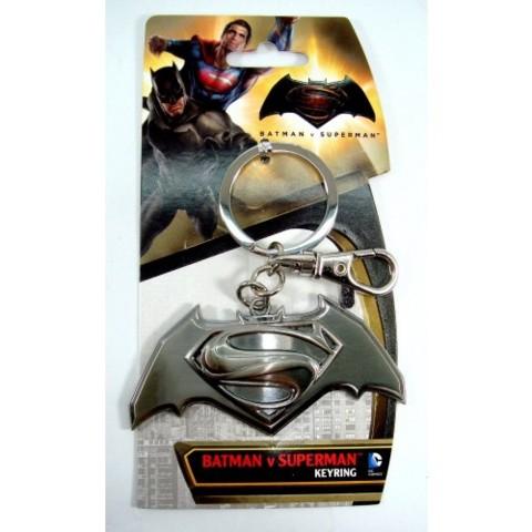 Batman v Superman Key Chain (DC Comics)