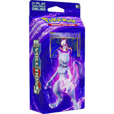 XY Evolutions _ Mewtwo Mayhem