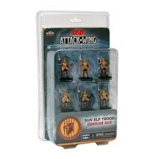 D & D Attack Wing: Sun Elf Troop Expansion Pack