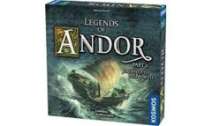 Legends of Andor: Part II - Journey to the North (In Store Sales Only)