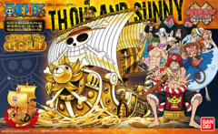 One Piece - Thousand Sunny (Gold Model)
