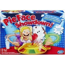 Pie Face Showdown!