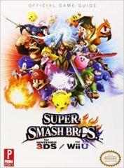 Super Smash Bros. Guide (Nintendo 3DS Wii U)