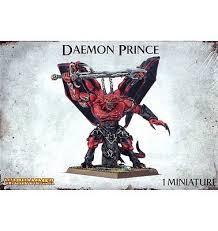 Slaves to Darkness: Daemon Prince