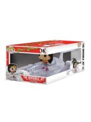 #16 - The Invisible Jet (Funko Pop! Rides)