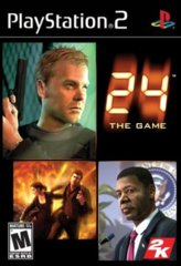 24 - The Game (Playstation 2)