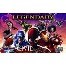 Legendary: Civil War Expansion