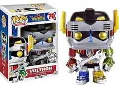 #70 Metallic Voltron (2016 Convention Exclusive)