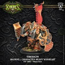 Skorne - Tiberion Titan Heavy Warbeast (Hordes)