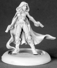 Nightslip Puplp Era Heroine (Reaper)