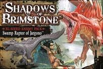 Shadows of Brimstone: Swamp Raptor of Jargono