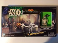 Cantina at Mos Eisley - Sandtrooper + Patrol Droid (Star Wars)