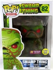 #82 Swamp Thing Glow in the Dark (PX Previews Excl)