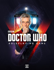 Doctor Who Roleplaying Game (Cubicle 7)