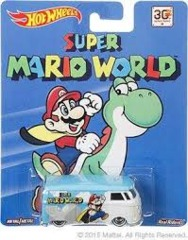 Hot Wheels: Super Mario World