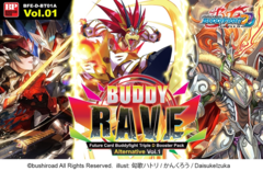 Buddy Fight - Triple D Buddy Rave (Booster Box)