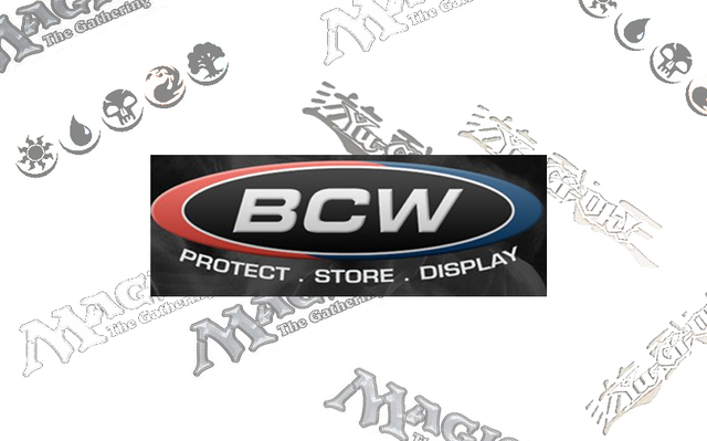 Bcw sleeves