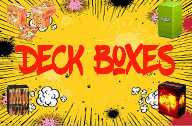 Deckboxes