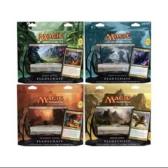 Non- English Planechase 2012 Deck - Spanish Set of 4