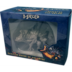B-Sieged - Sculpted Avatar of the Abyss (Cool Mini or Not)