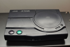 JVC X'Eye System (Sega Genesis/CD)