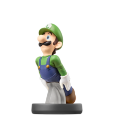 Luigi - Super Mario Bros. - Amiibo (Nintendo)