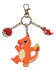 Pokemon: Charmander PVC Keychain