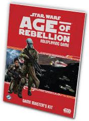 Star Wars Age of Rebellion Game Master's Kit