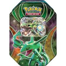 Best of EX Tins 2016: Rayquaza