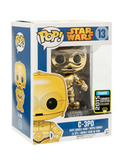 #13 C-3PO (Star Wars) Funko Summer Convention 2015 Exclusive