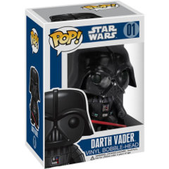 #01 Darth Vader (Star Wars)