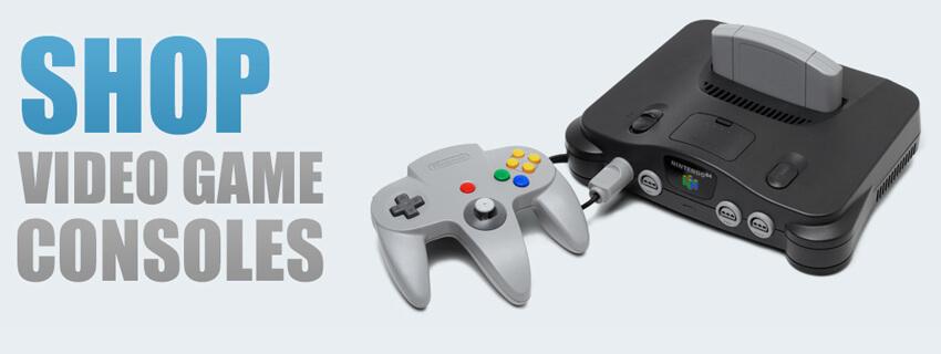 Shop Videogame Consoles