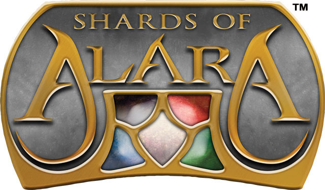 Shards of alara logo