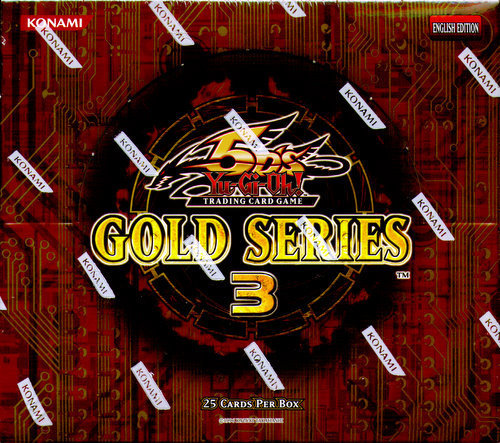 Gold series 3