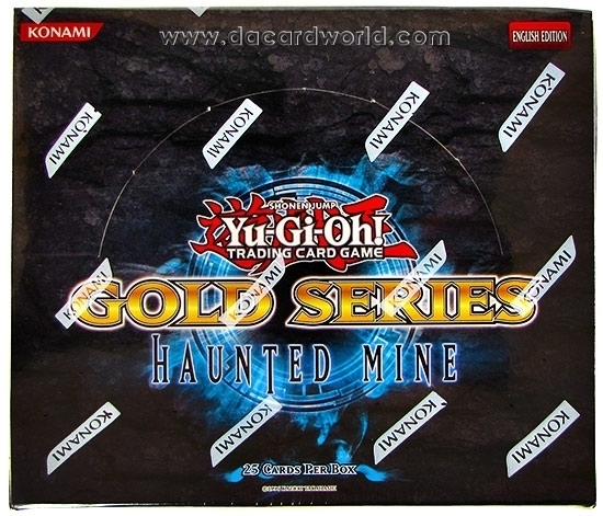 Gold series haunted mine