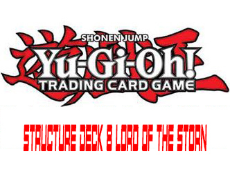 Structure deck 8 lord of the storn