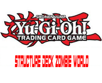 Structure deck zombie world