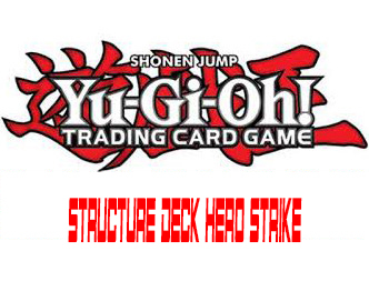 Structure deck hero strike