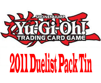 2011 duelist pack tin