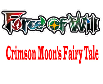 Crimson moon's fairy tale