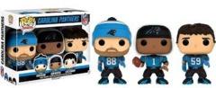 Carolina Panthers 3 Pack
