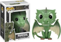 #20 - Rhaegal (Game of Thrones)