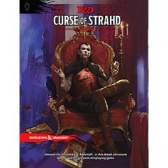 5th Edition Curse of Strahd (Dungeons & Dragons)