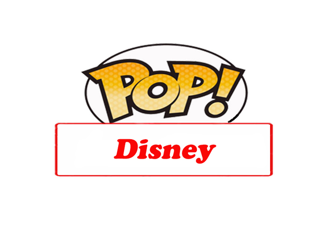 Pop logo disney