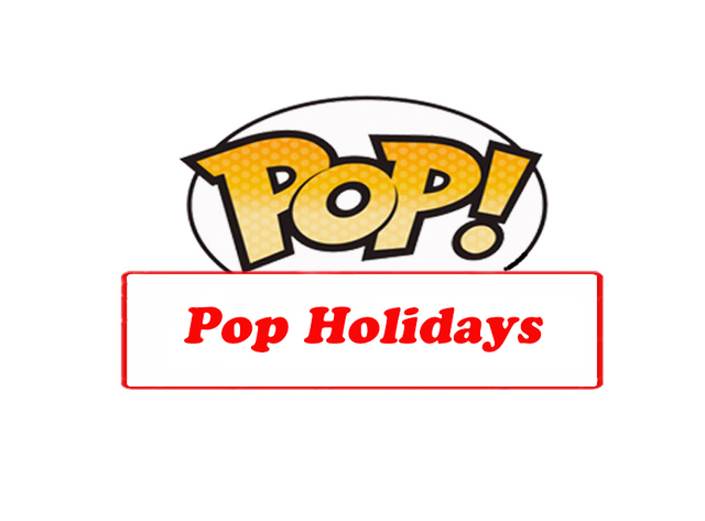 Pop logo pop holidays