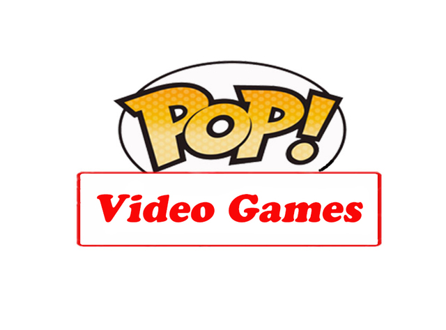 Pop logo video game