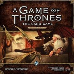 A Game of Thrones - The Card Game (Second Edition)